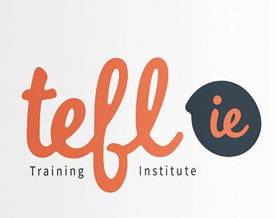 TEFL Ireland - Rebrand