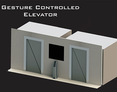 Gesture Controlled Elevator