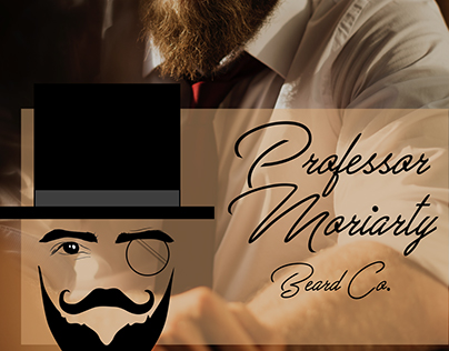 Professor Moriarty Beard Co.