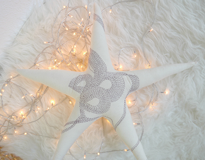 Starfish, soft toy