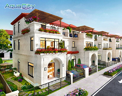 Khu đô thị Aqua City Đồng Nai