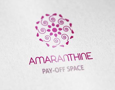 """Logo - """"Amaranthine"""""""