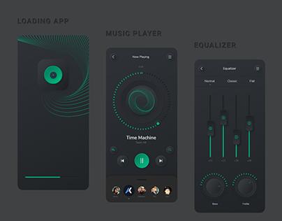 Music App Ui Version - 1