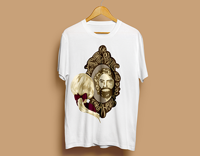 Mirror Shirt - Illustration