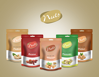 Dry-fruits Packaging