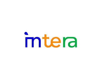 ìntera / logo