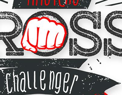 Logo MASTERSCROSS contest di Crossfit