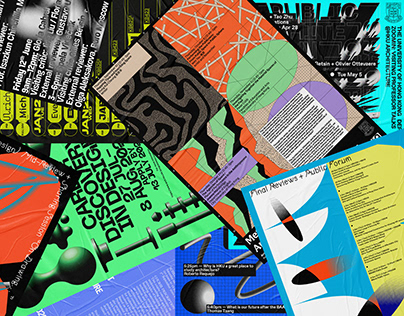 Poster Collection 2020 | HKU Architecture