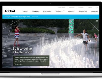 AECOM Corporate Website