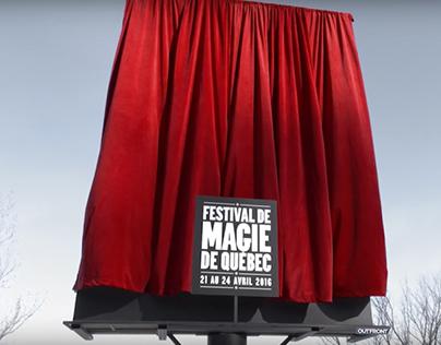 Stunt / Quebec Magic Festival