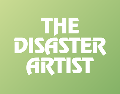 The Disaster Artist | Kinetic Typography