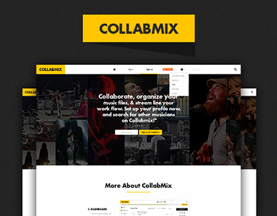 Tool for musicians, Re-Imagined CaseStudy