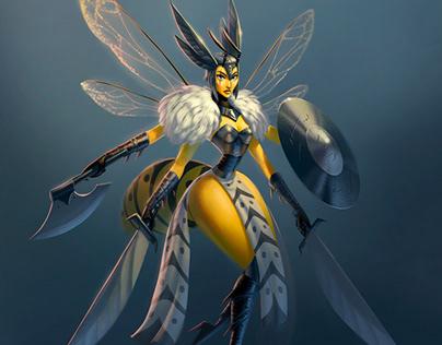 Wasp Valkyrie