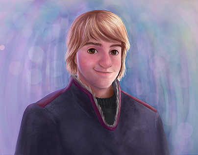 My vision of Kristoff from a Frozen