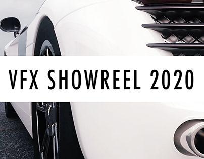 VFX Showreel 2020