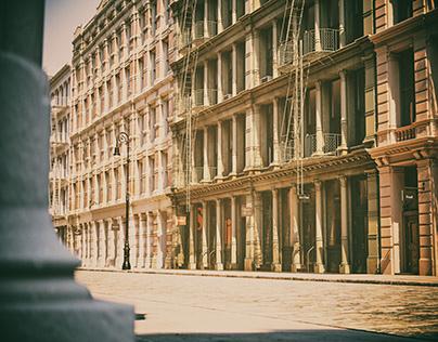 Soho NYC (CGI)