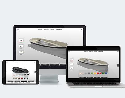 Lekker Boats Configurator