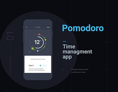Pomodoro - Time Management App
