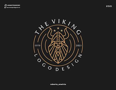 The Viking Logo Design