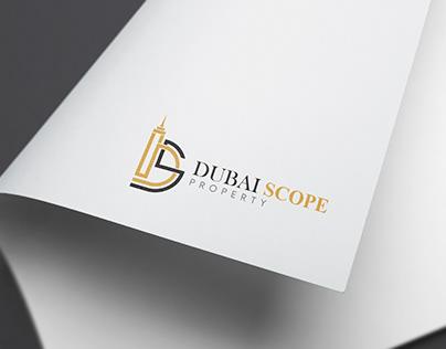Dubai Scope Property Logo Design Project