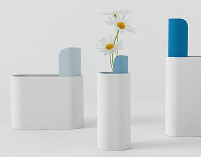 Submarine vases