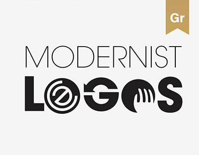 Modernist Logo Selection (2003/ 2015)