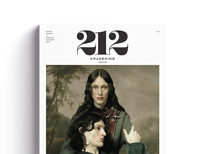 212 Magazine Issue VII