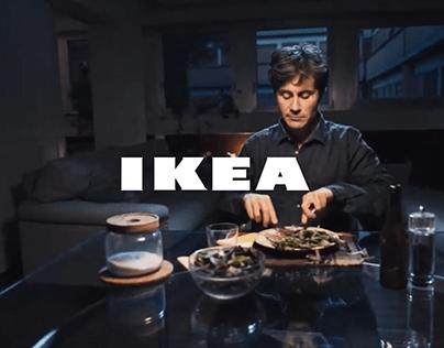 Non serve avere ospiti / IKEA