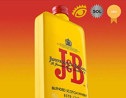 J&B Pocket - 6 Segundos