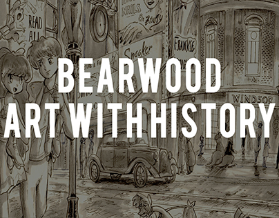 Bearwood: Art with History Exhibition