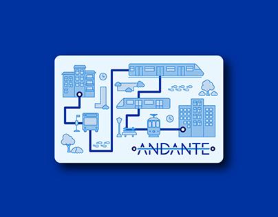 ANDANTE - Branding
