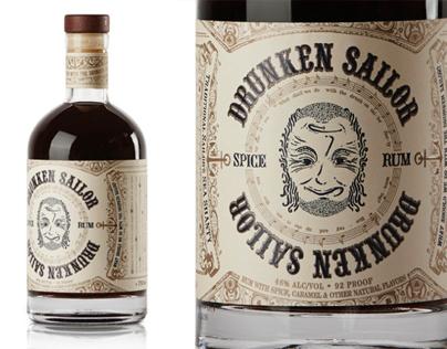 Drunken Sailor Rum