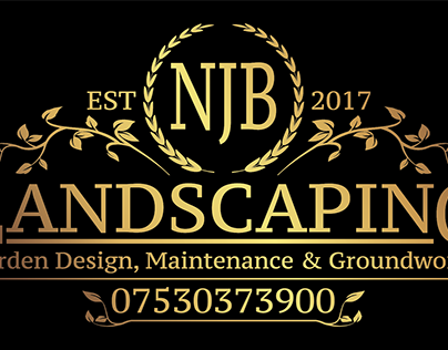 NJB Landscaping: Branding Project. 2018