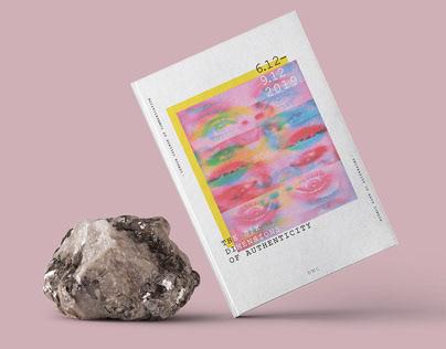 Brand Authenticity | MA Thesis Book Design
