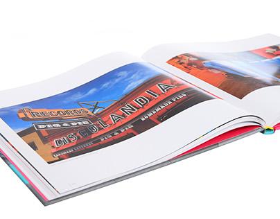 Book Design - The Mission