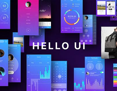 Hello UI Kit