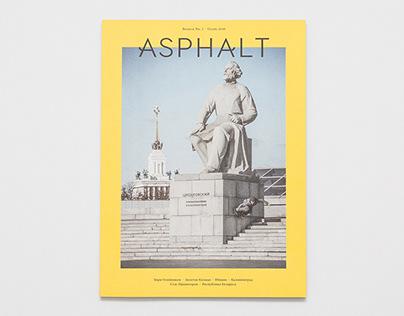 Asphalt Skateboard Magazine, issue 2