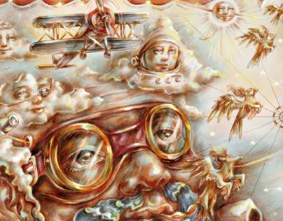 Viajeros por Abraham Ponce