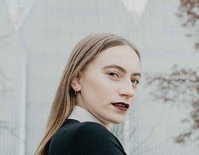 Street shoot, Olga