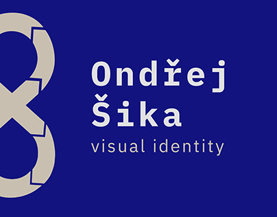 Ondrej Sika - freelancer - Visual Identity