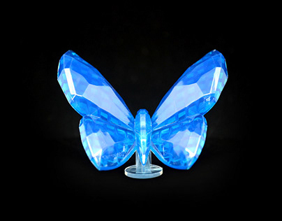 Product Design - Glamoor Butterfly Air Freshener