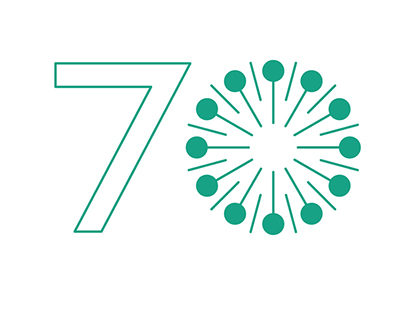 CPC 70th Anniversary Visual Identity Proposals