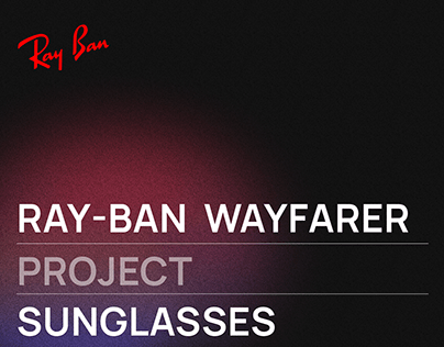 RAY-BAN redesign concept