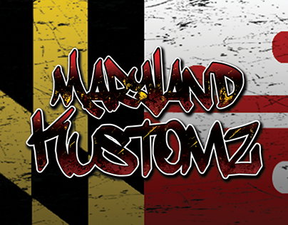 MD Kustomz Print and Web Materials