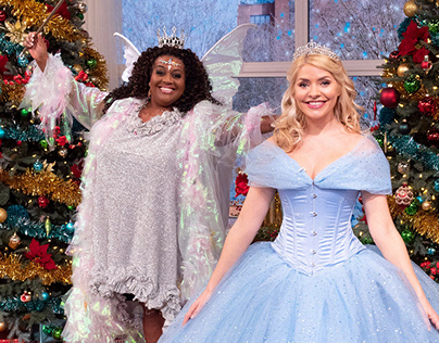 ITV THIS MORNING – This Morning's Panto