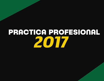 Servicio Social Diseño Gráfico 2017