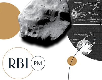 Разработка логотипа для группы RBI