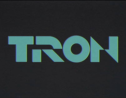 Tron (1982) Title Sequence