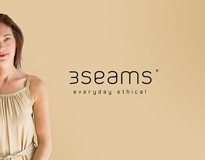 3Seams | Brand Design