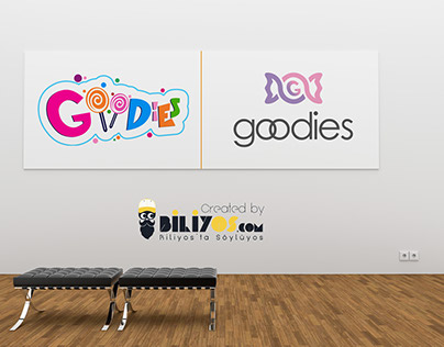 Goodies Sweets Logo